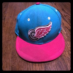 Detroit Red Wings Snapback